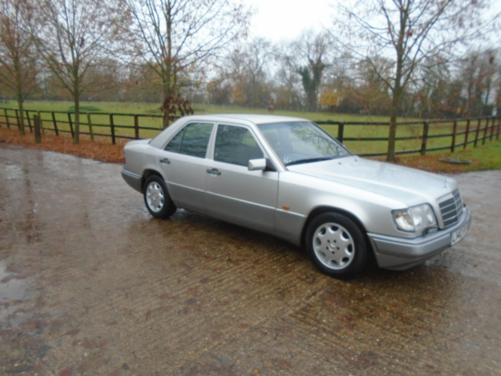 used Mercedes E280  in suffolk