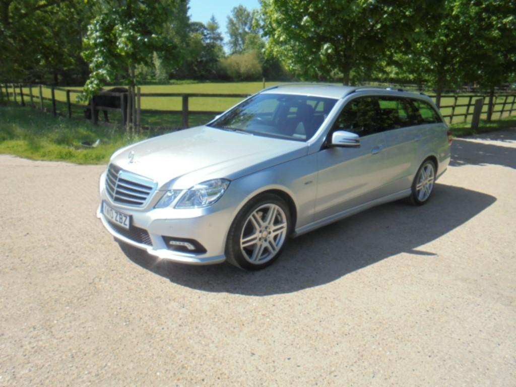 used Mercedes E350 CDI BLUEEFFICIENCY SPORT in suffolk