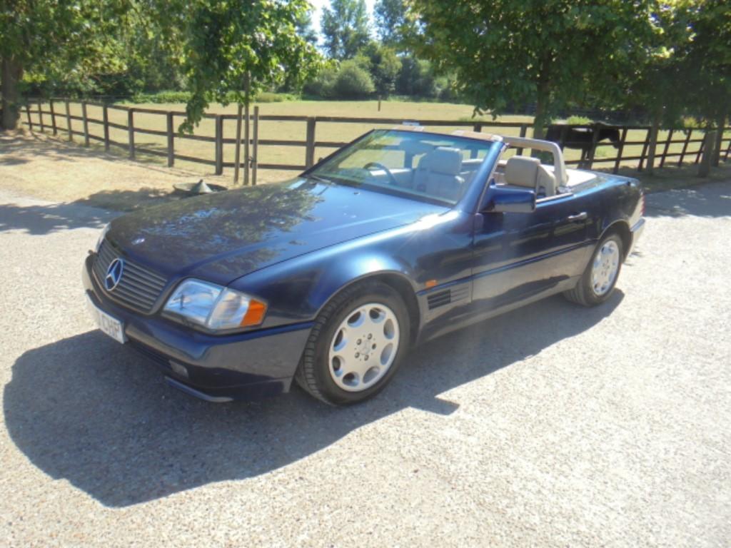 used Mercedes SL SL320 in suffolk
