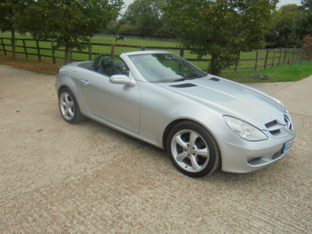 used Mercedes SLK280 280 in suffolk