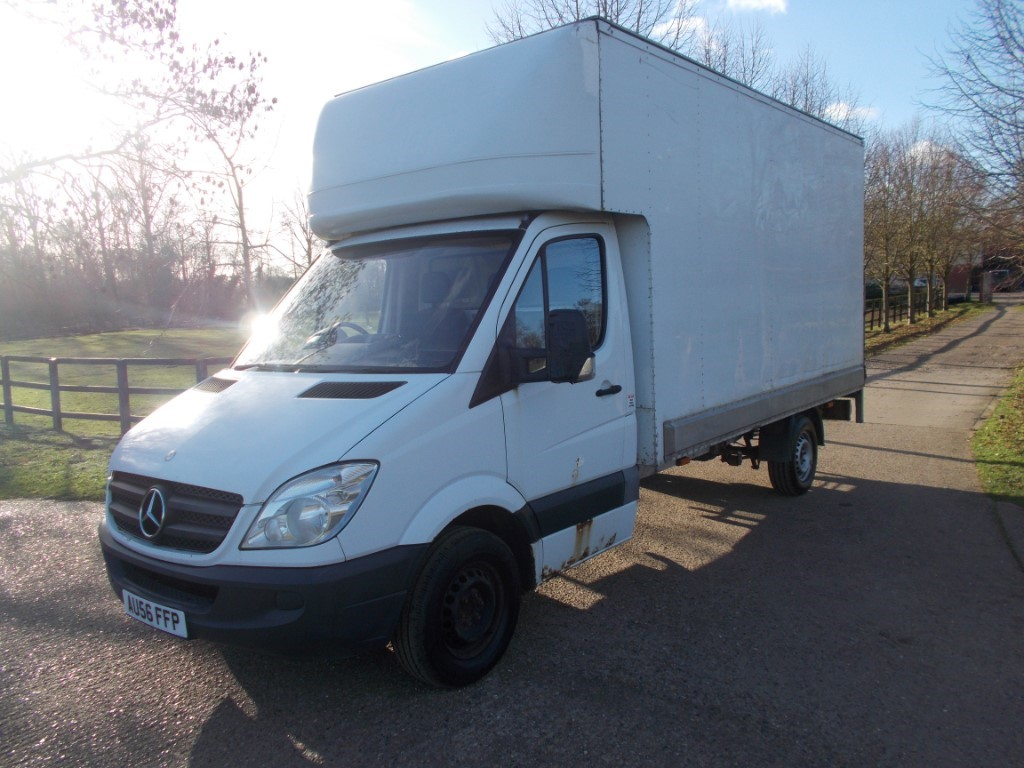 used Mercedes Sprinter 313 CDI LWB C/C in suffolk
