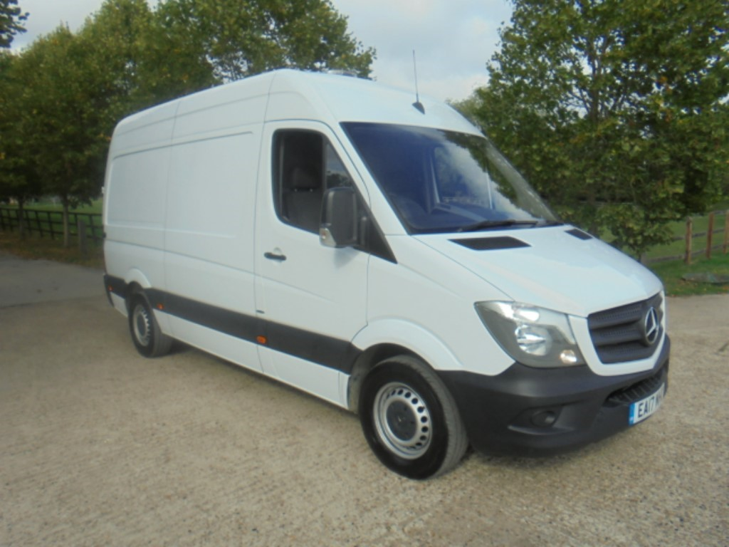 used Mercedes Sprinter 314CDI in suffolk
