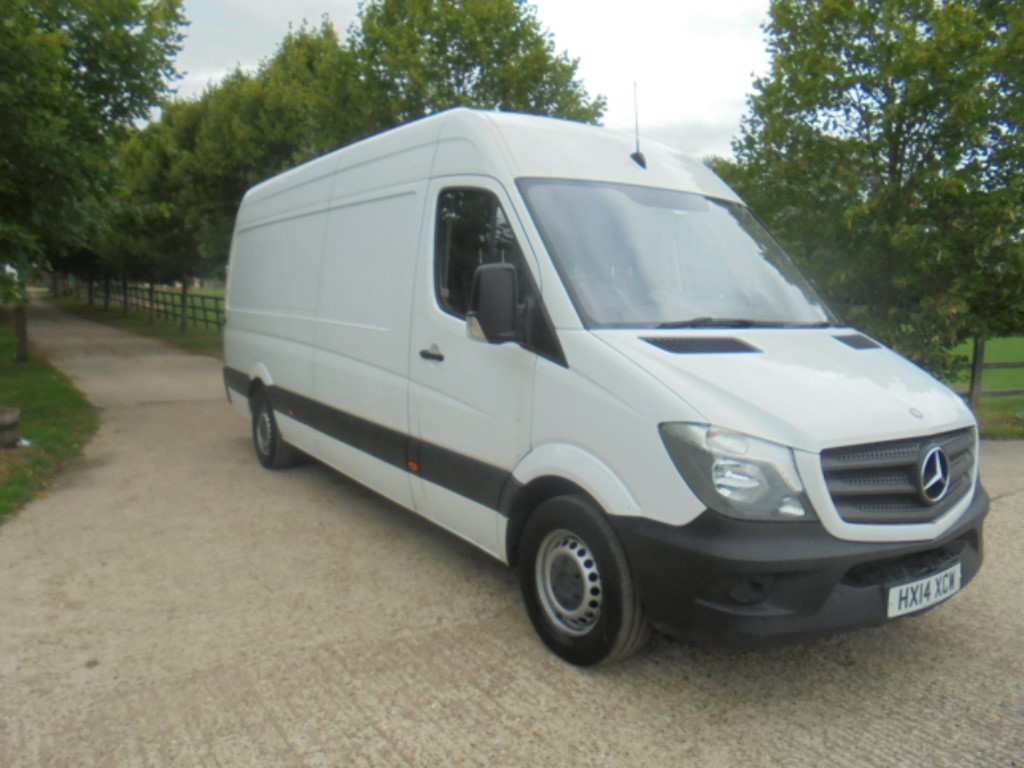 used Mercedes Sprinter 313 CDI in suffolk