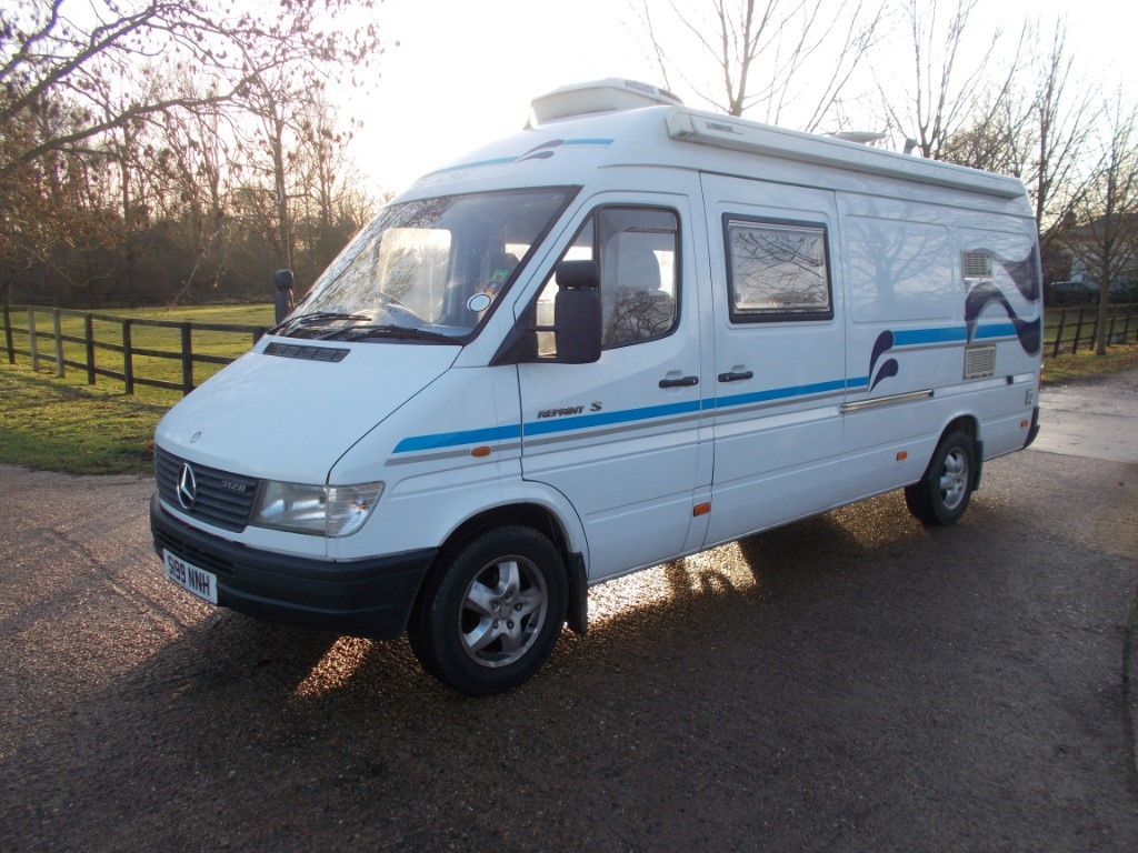 used Mercedes Sprinter 312D VAN 4.02 in suffolk