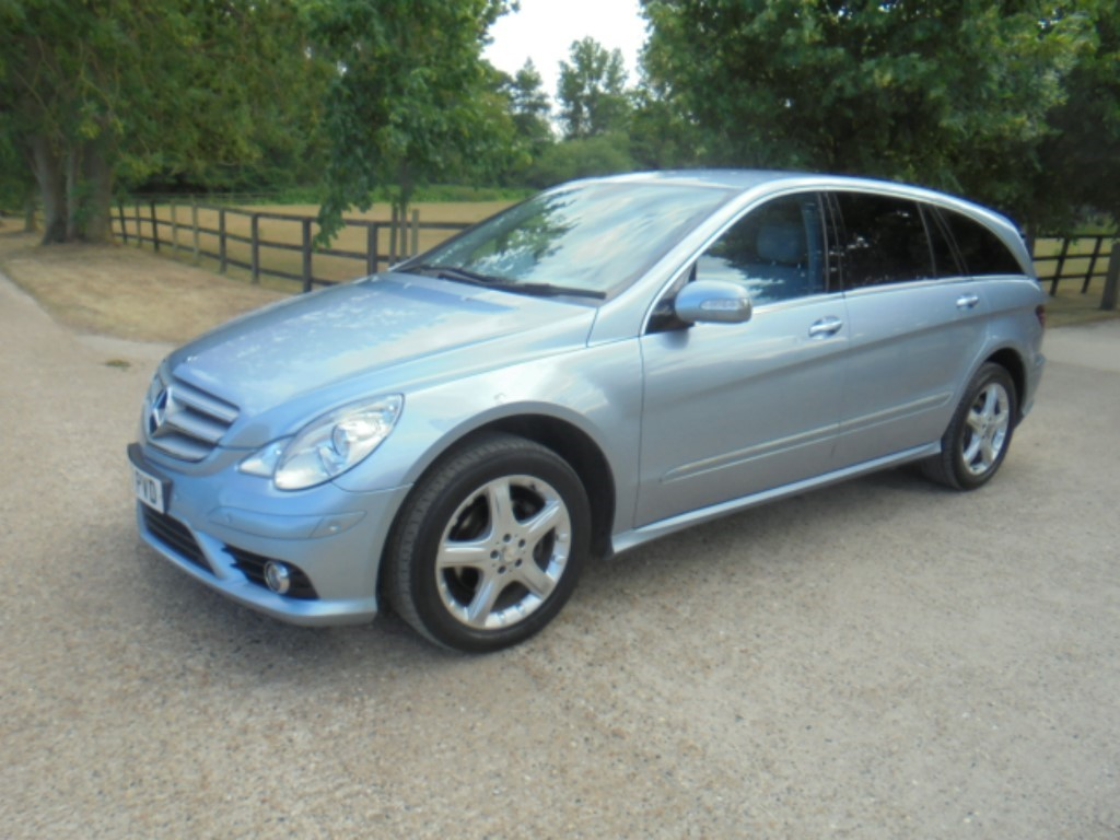 used Mercedes R320 R320L CDI EDITION S in suffolk