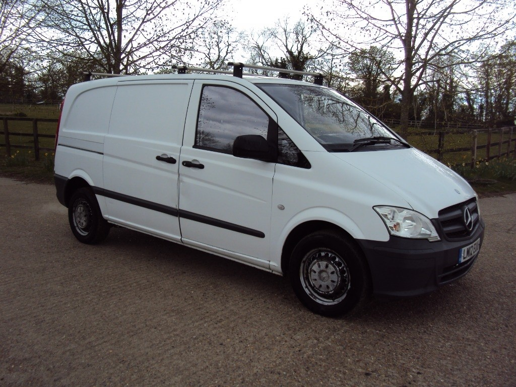 used Mercedes Vito 113 CDI in suffolk