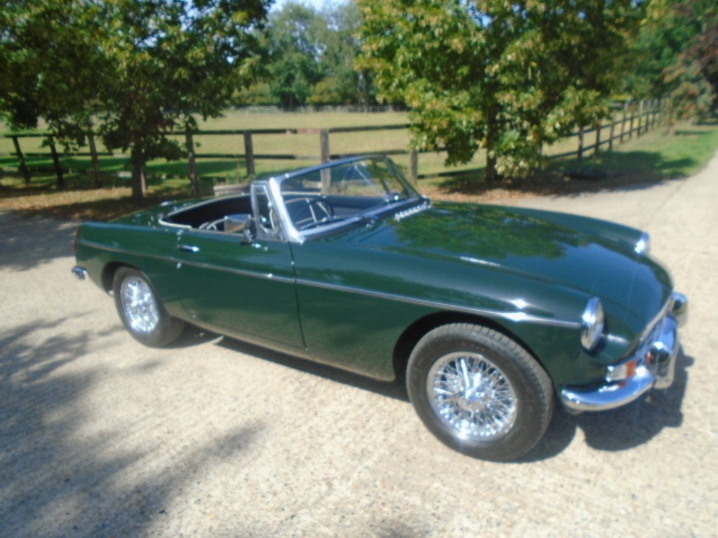 used MG Roadster  in suffolk