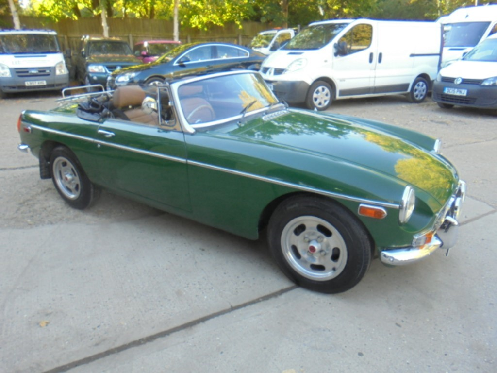 used MG MGB ROADSTER in suffolk
