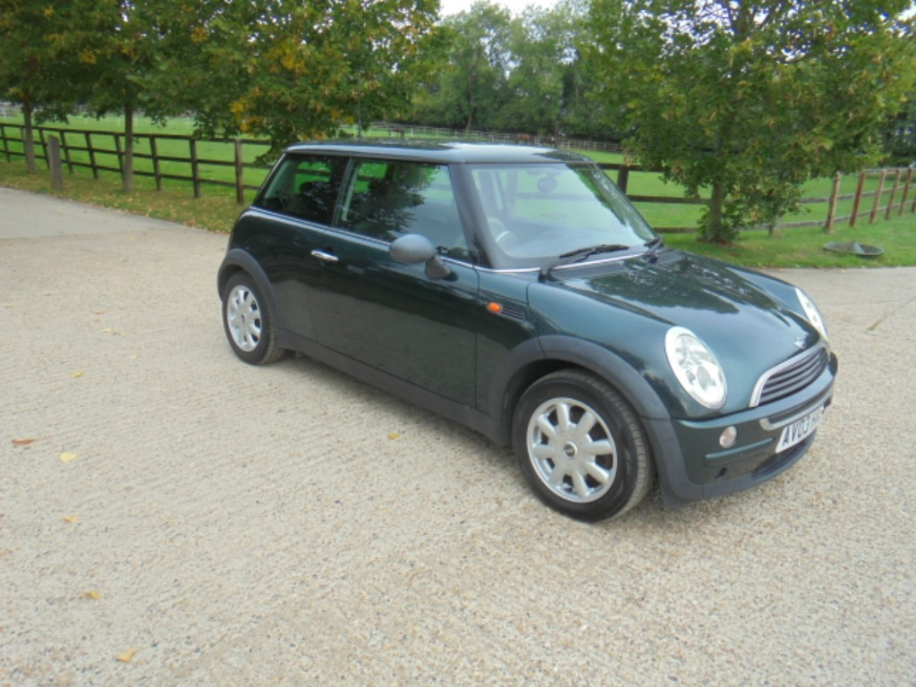 used MINI One ONE in suffolk