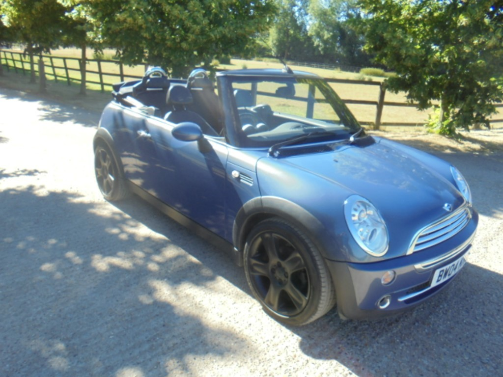 used MINI Cooper COOPER in suffolk