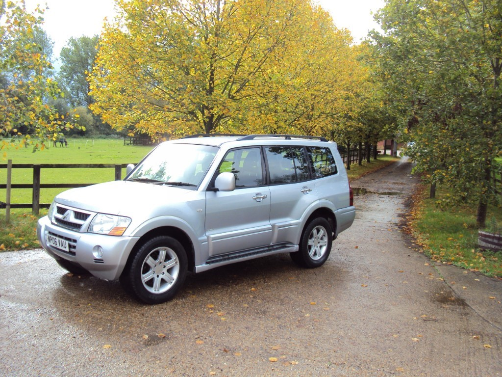 used Mitsubishi Shogun LWB DI-D WARRIOR in suffolk