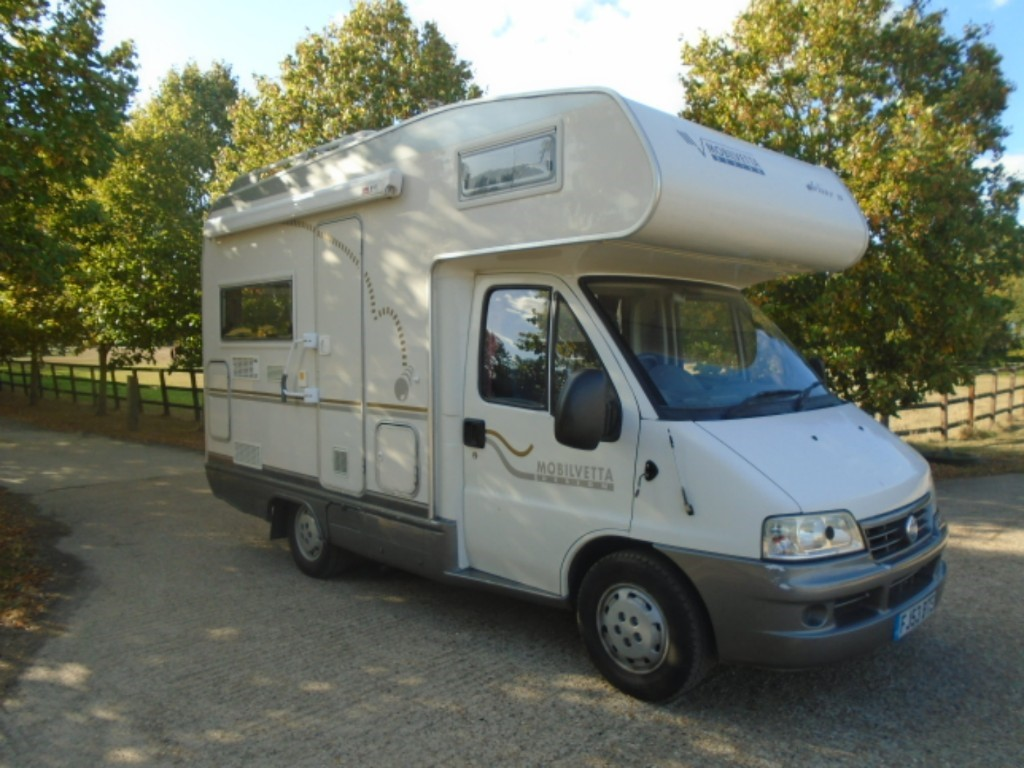 used Mobilvetta Top Driver 52 in suffolk
