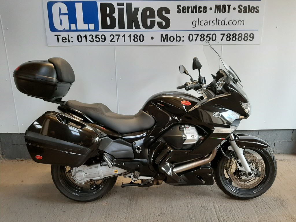used Moto Guzzi Norge 1200 GT 8v in suffolk