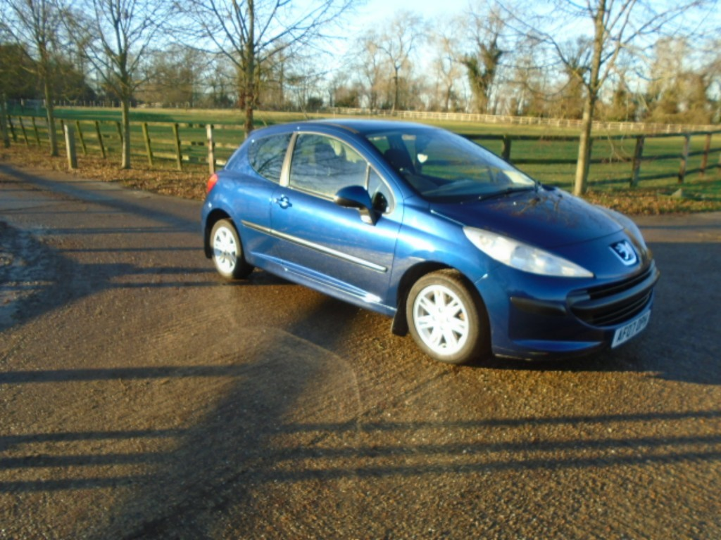 used Peugeot 207 S in suffolk