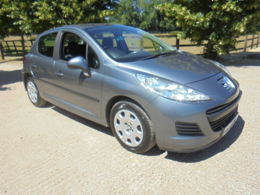 used Peugeot 207 HDI S in suffolk