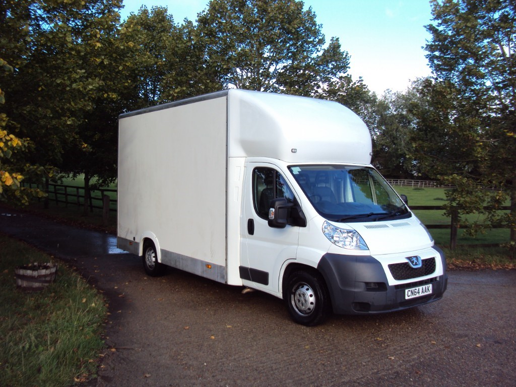 used Peugeot Boxer LOW LOADER in suffolk