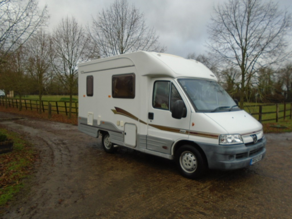 used Peugeot Boxer AUTO CRUISE VALENTINE in suffolk