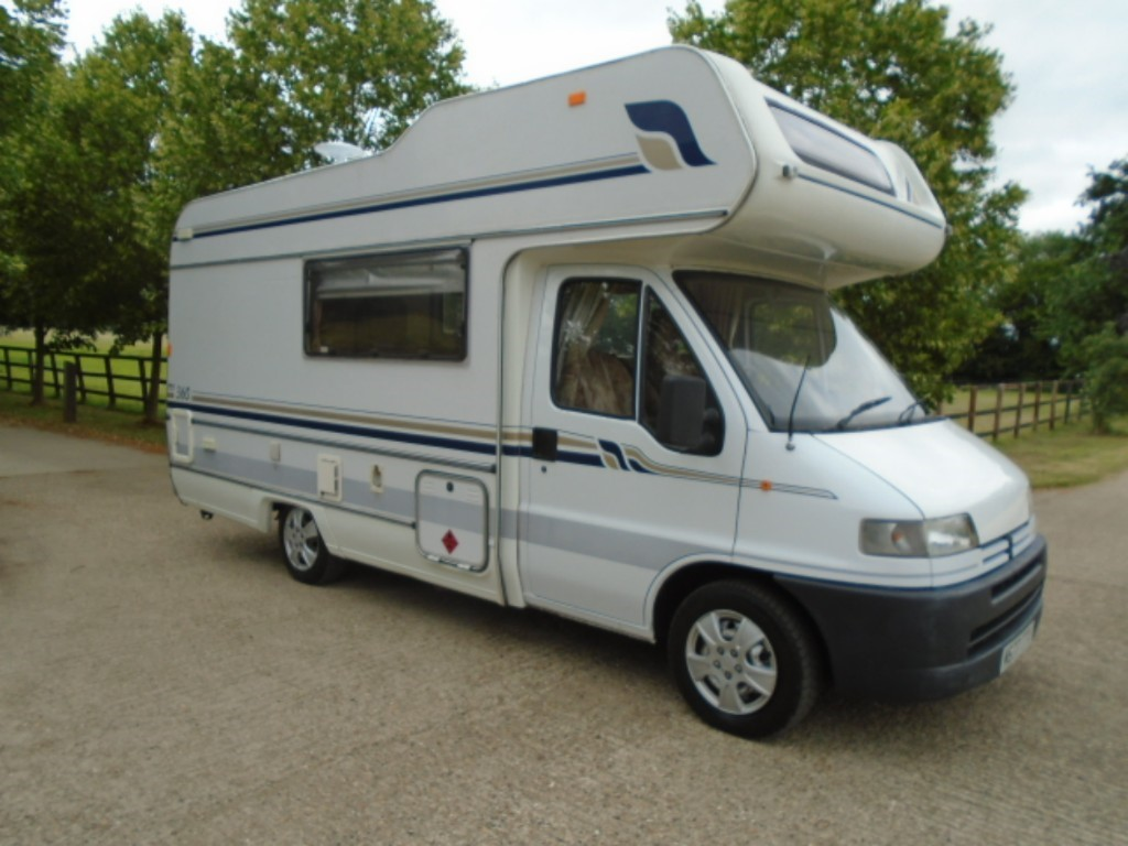 used Peugeot Boxer COMPASS 360 MERIT in suffolk