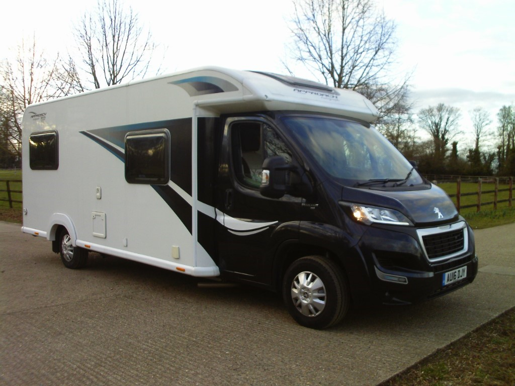 used Peugeot Boxer HDI 335 ZUCKOFF TL in suffolk