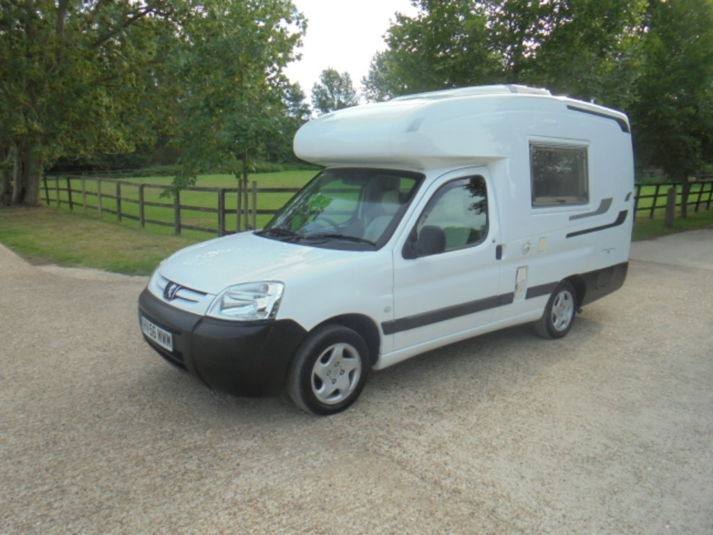 used Peugeot Boxer 2.0 HDi AUTOSLEEPER MIZAR in suffolk
