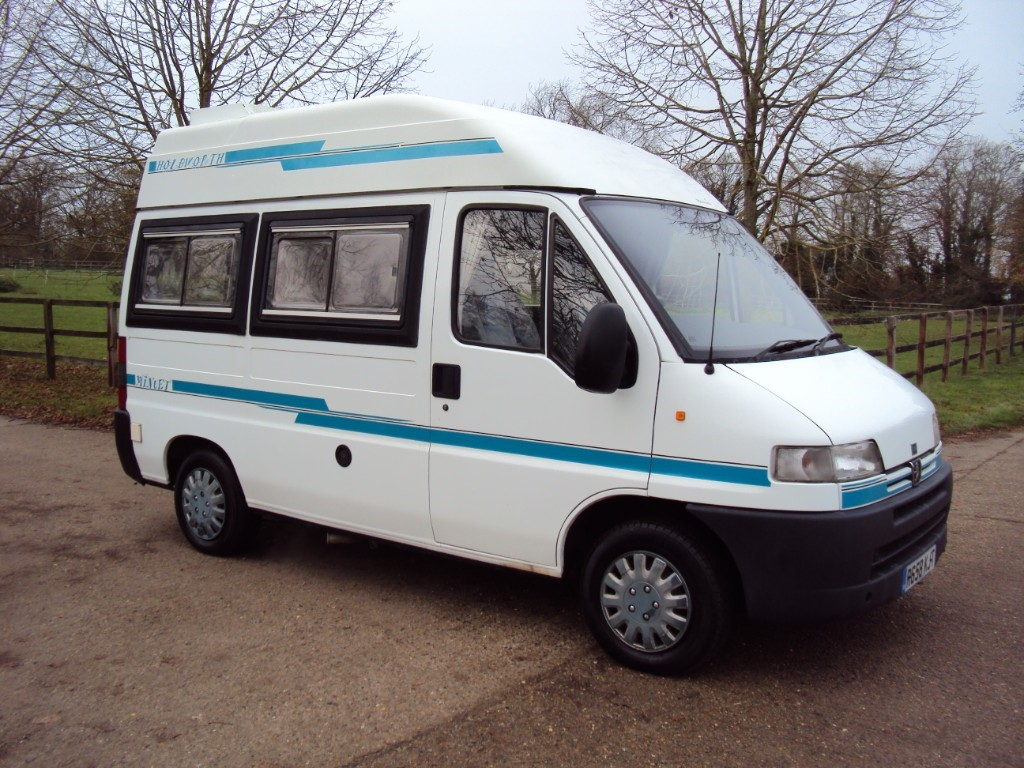 used Peugeot Boxer HOLDSWORTH MINUET HIGH TOP in suffolk
