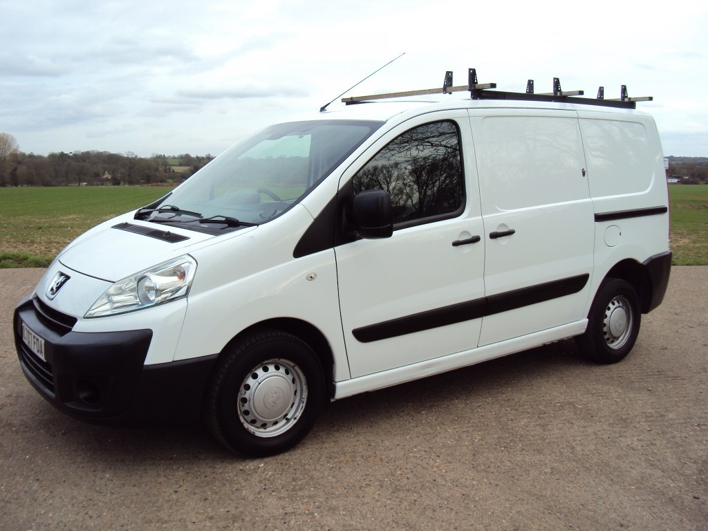 used Peugeot Expert L1 H1 HDI SWB P/V in suffolk