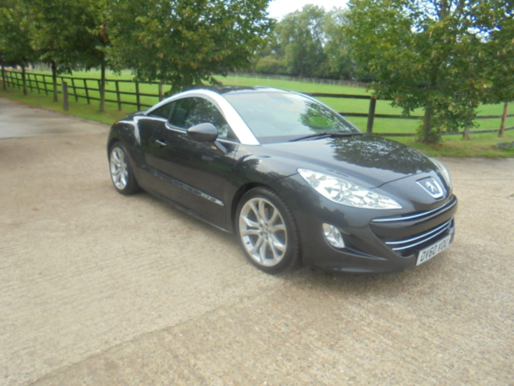 used Peugeot RCZ HDI GT in suffolk
