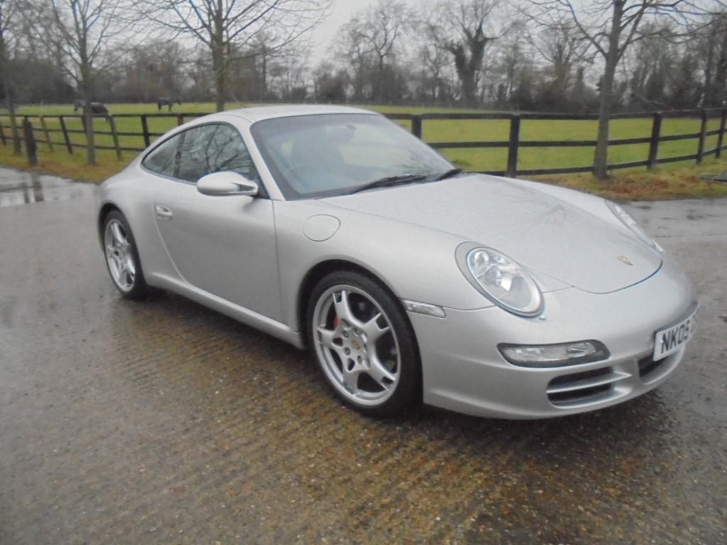 used Porsche 911 CARRERA 2S in suffolk