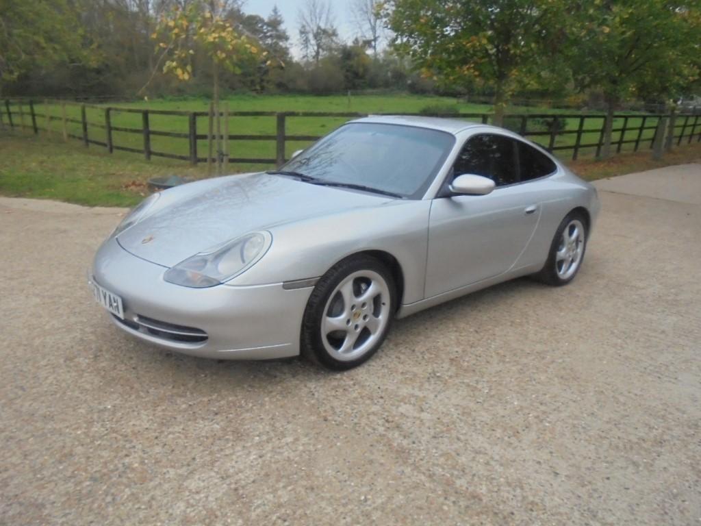 used Porsche 911 CARRERA 4 in suffolk