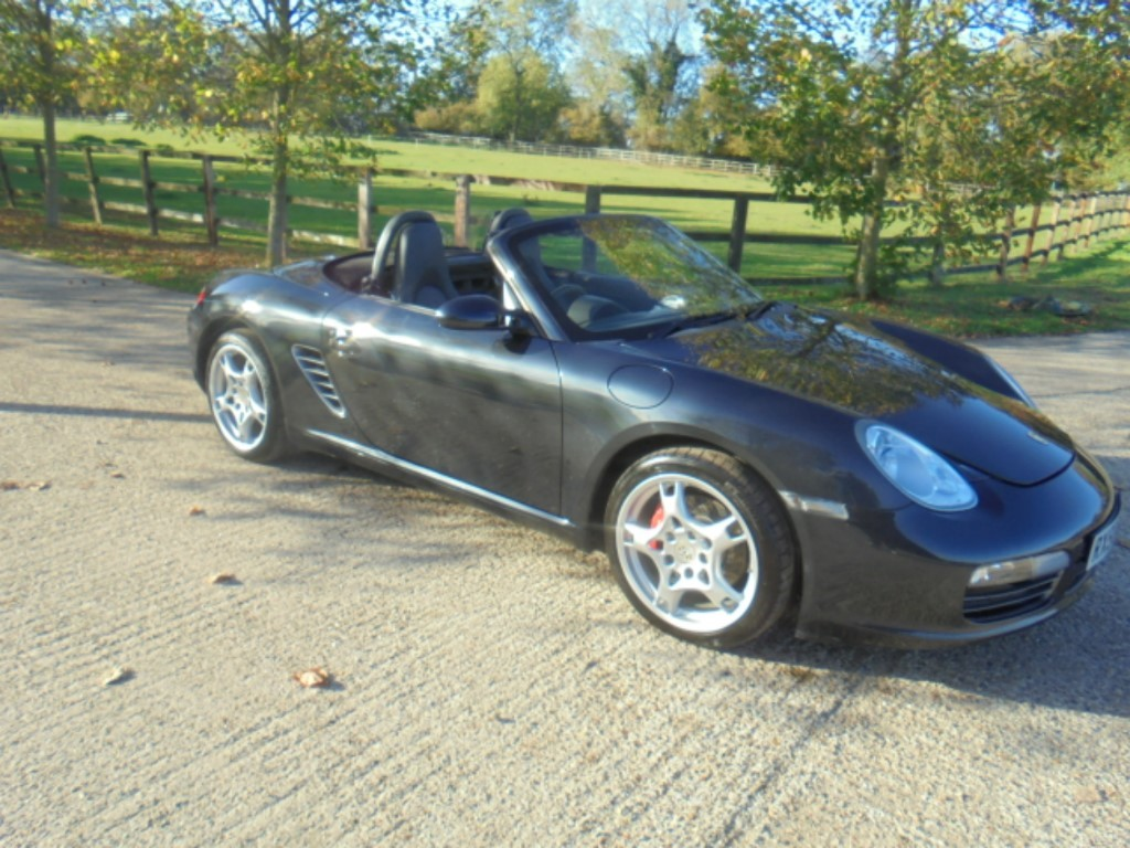 Used Porsche Boxster For Sale Suffolk
