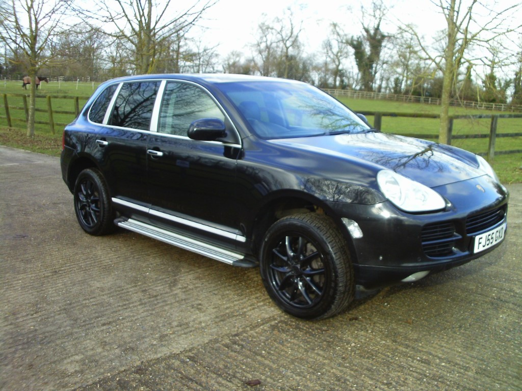 used Porsche Cayenne V6 TIPTRONIC in suffolk