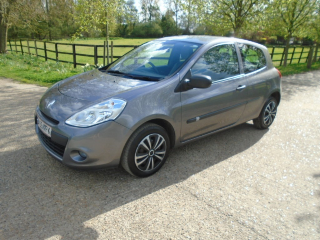 used Renault Clio EXTREME in suffolk