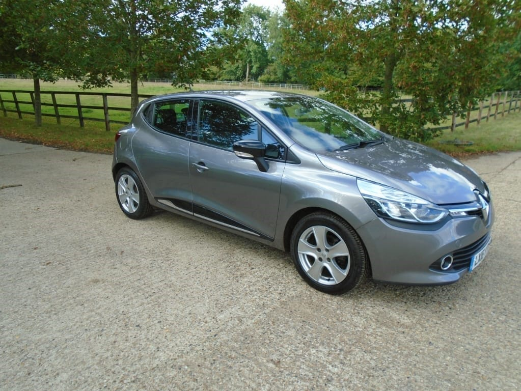 used Renault Clio DYNAMIQUE NAV DCI in suffolk