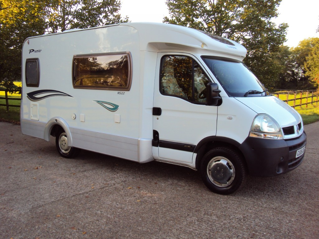 used Renault Master LUNAR PREMIER in suffolk