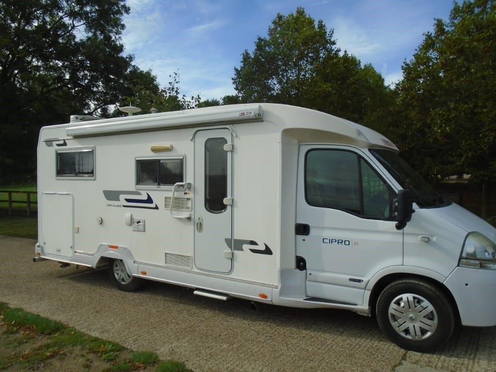 used Renault Master Ci CIPRO 85 in suffolk