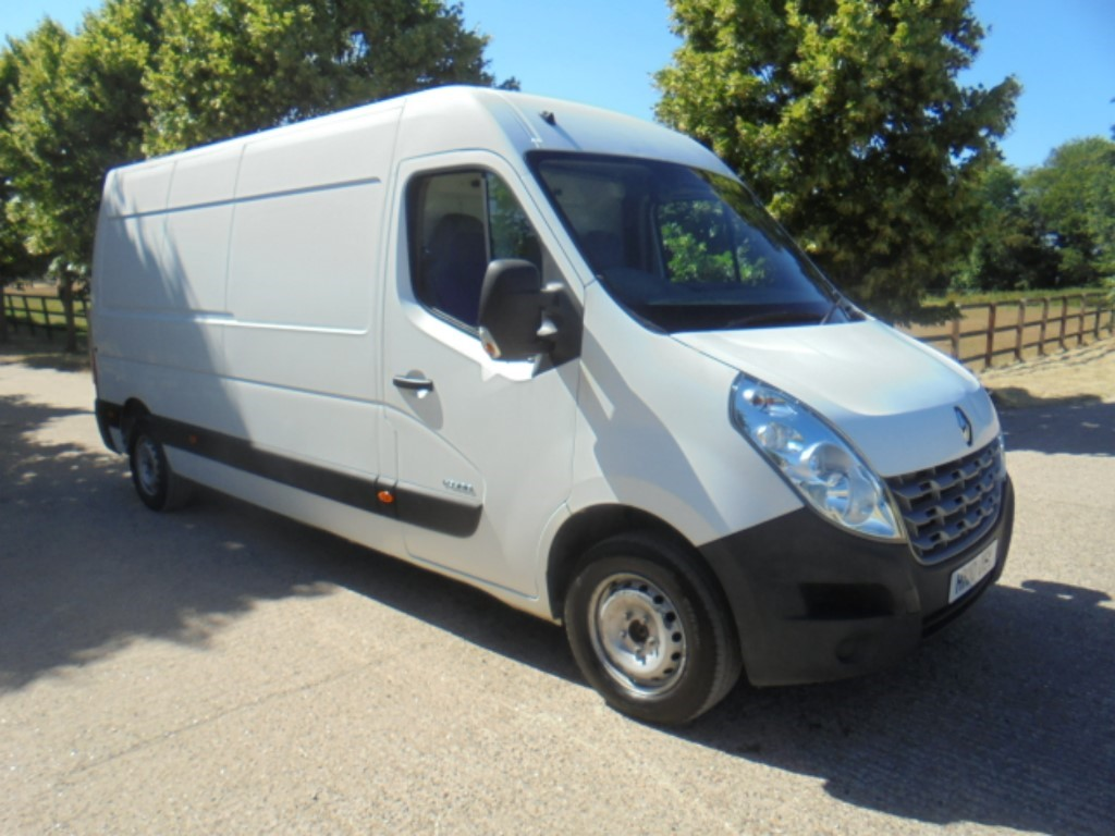 used Renault Master LM35 DCI S/R P/V in suffolk