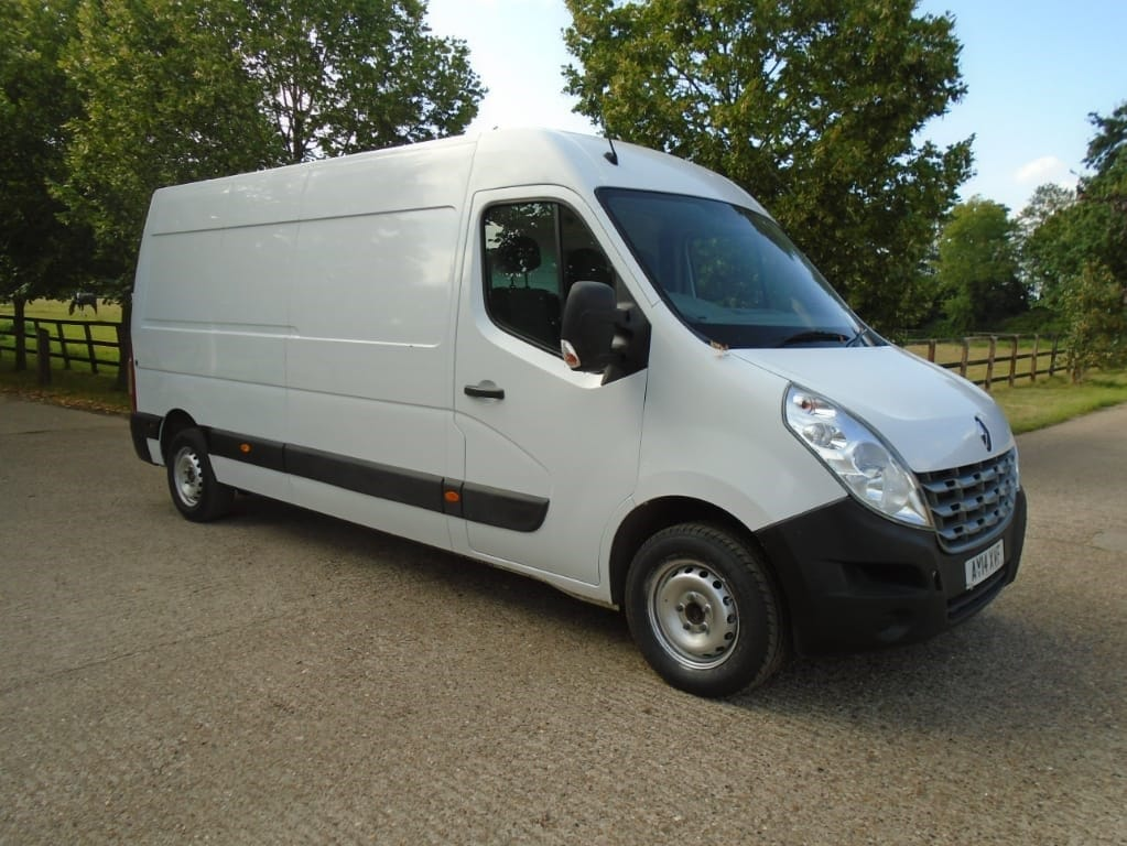 used Renault Master LM35 DCI S/R P/V EXTRA in suffolk
