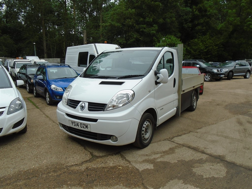 used Renault Trafic LL29 DCI S/R P/C QUICKSHIFT in suffolk
