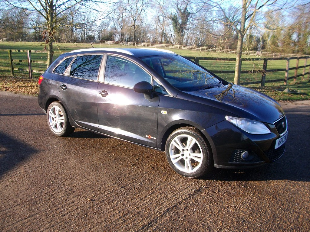 used SEAT Ibiza SE COPA in suffolk