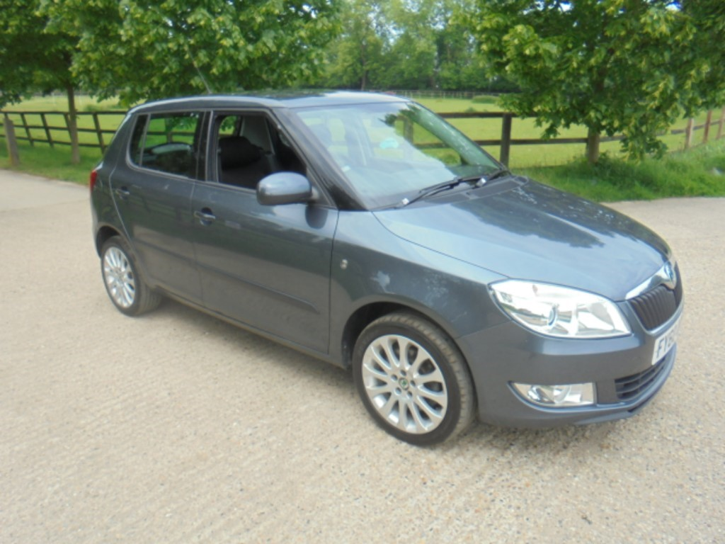 used Skoda Fabia ELEGANCE TDI CR in suffolk