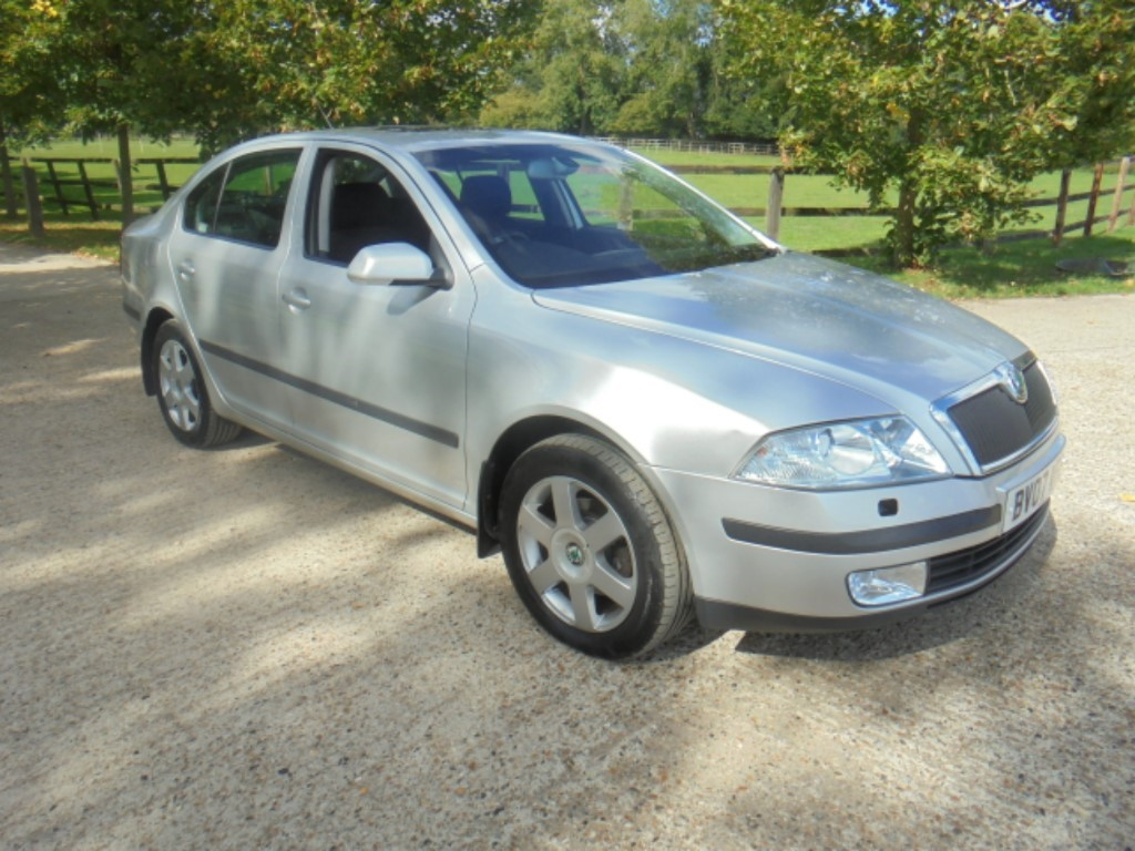 used Skoda Octavia TDI ELEGANCE in suffolk