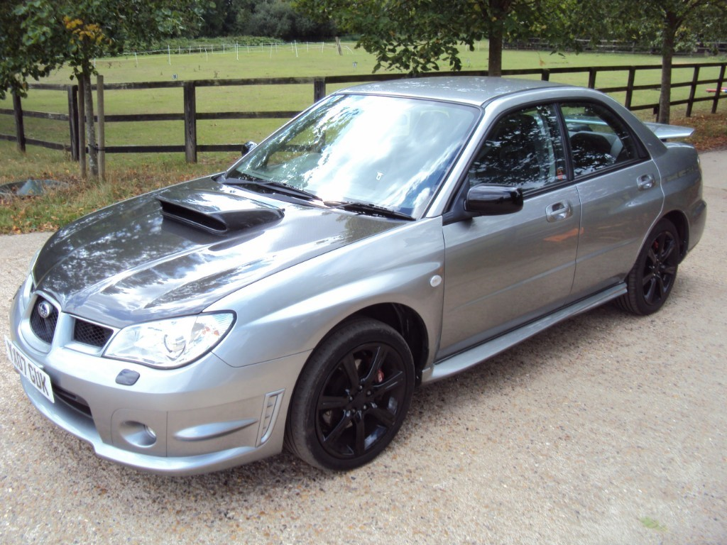 used Subaru Impreza 2.5 WRX in suffolk