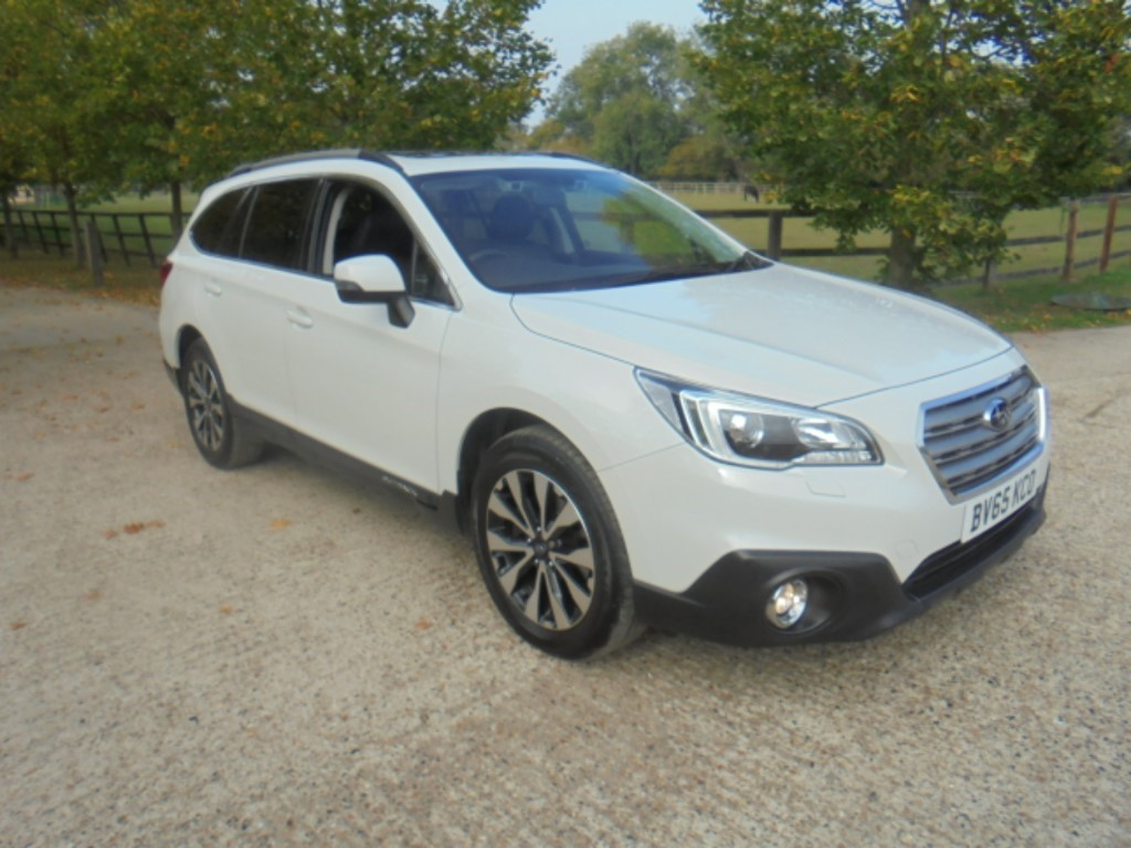used Subaru Outback D SE PREMIUM in suffolk