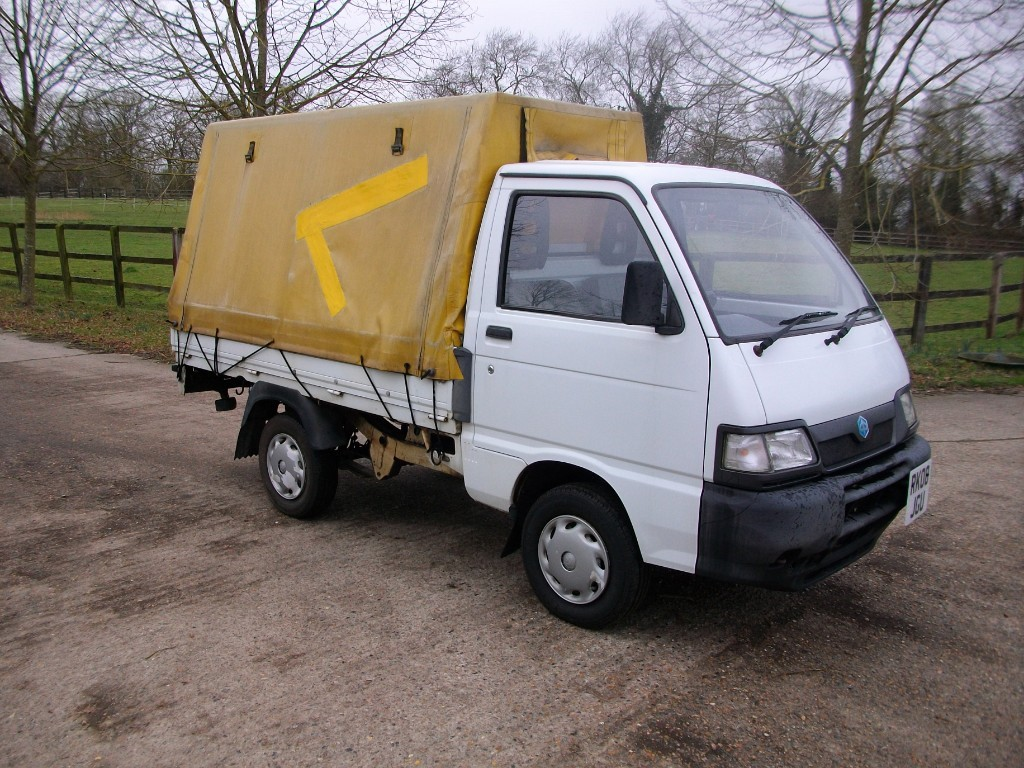used Suzuki Carry P/U TOP DECK in suffolk
