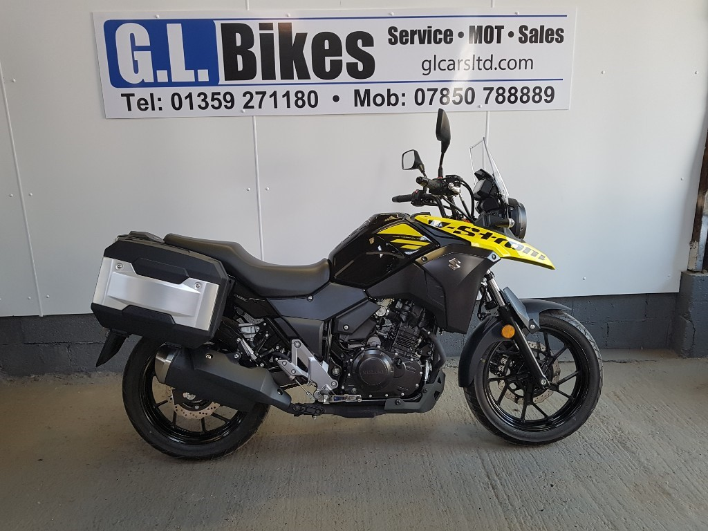 used Suzuki DL V-Strom 250 in suffolk