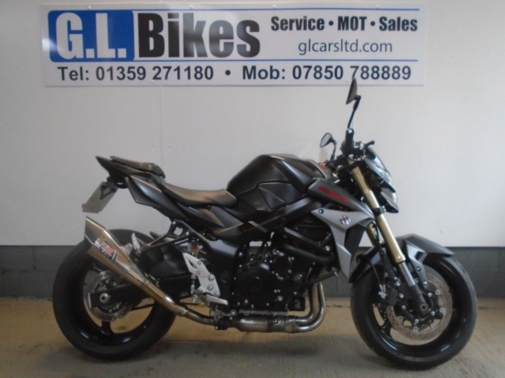 used Suzuki GSR750  in suffolk