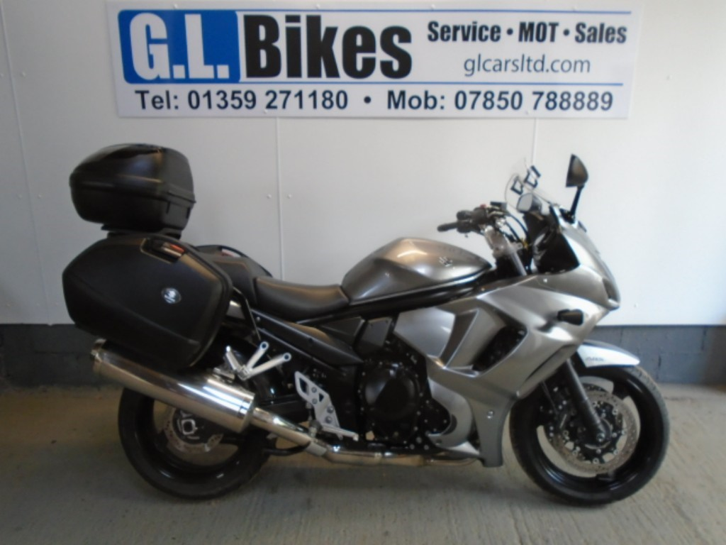 used Suzuki GSX1250  in suffolk
