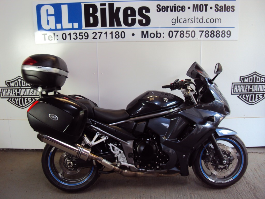 used Suzuki GSX1250 FA in suffolk