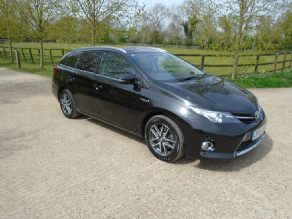 used Toyota Auris VVT-I ICON PLUS in suffolk