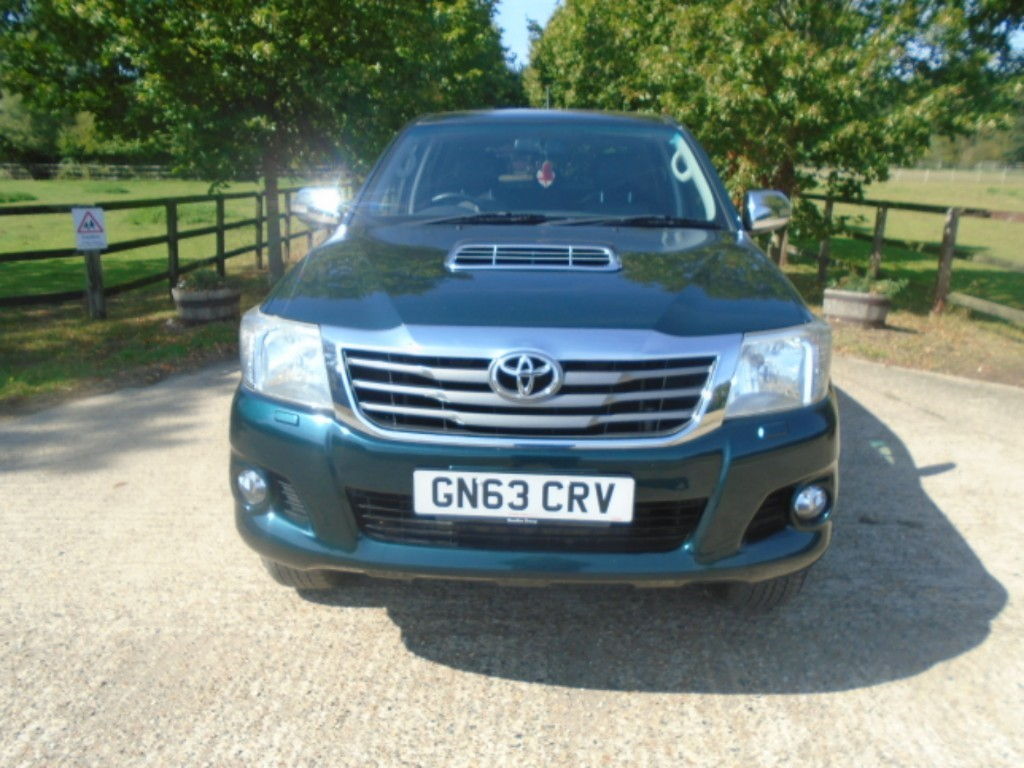 Used Toyota Hilux for Sale | Suffolk
